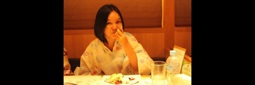 Cảm nhận về thiên nhiên và con người Nhật Bản