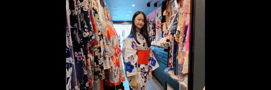 Cảm nhận chuyến đi du học hè Nhật Bản 2019